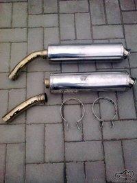 Nupirktos naujos triubos :)