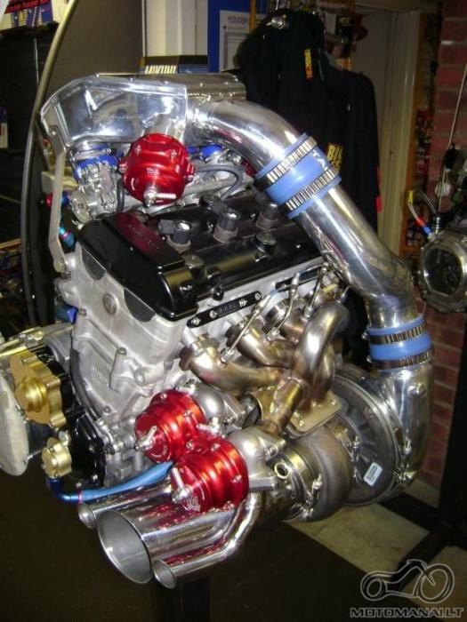 Turbinos moto