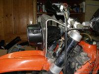 KTM 450 XC + xenonai