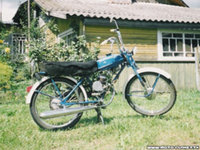 Motorinis dviratis