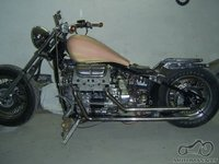 Zaz+Dnepr=Trike hot-rod
