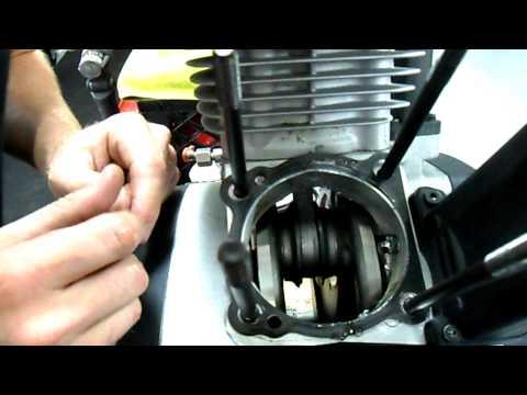 XB Motor Disassembly