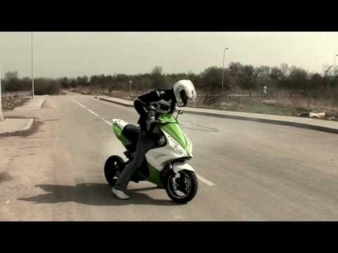 Elinta E-Force Test Ride