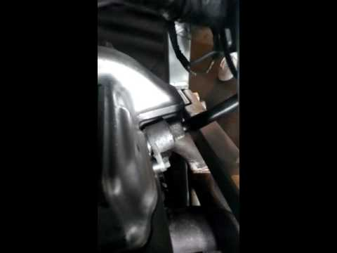 Suzuki GS500 engine knocking sound