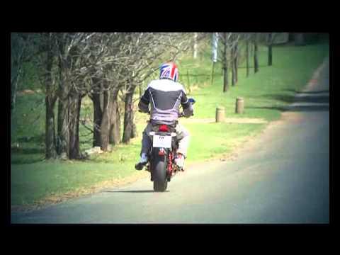 CF Moto 650NK (Chinese Sportbike) Test.