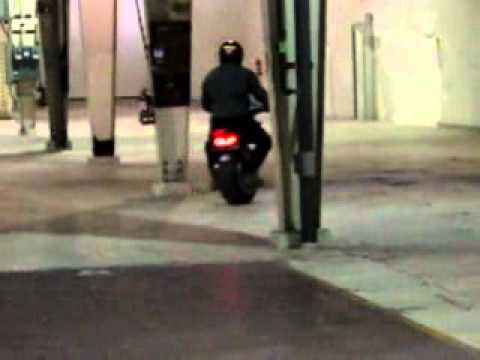 Ryno motors - self-balancing, one wheel, electric scooter