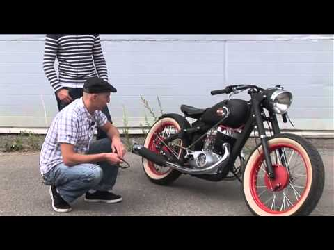 Bike Motors - IŽ 49