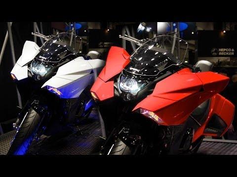 HONDA NM4かぶりつき詳細レポ2014東京モーターサイクルショー/ Tokyo Motorcycle Show