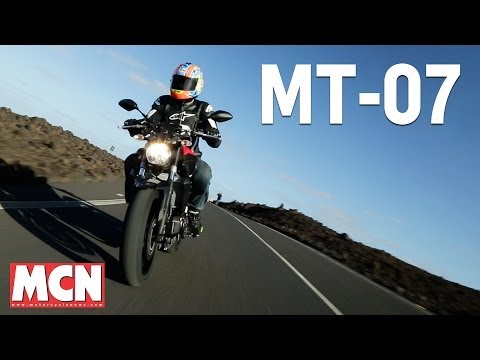 Yamaha MT-07 Game On! | First Ride | Motorcyclenews.com