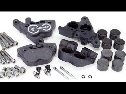 Разборка и Чистка Суппортов - Brake Caliper Repair