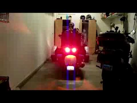 Spyder Hyper Lights Flashing Brake Lights