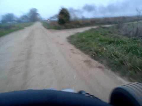 Piranha buggy first drive