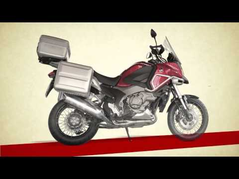 The new 2012 Honda Crosstourer VFR1200X
