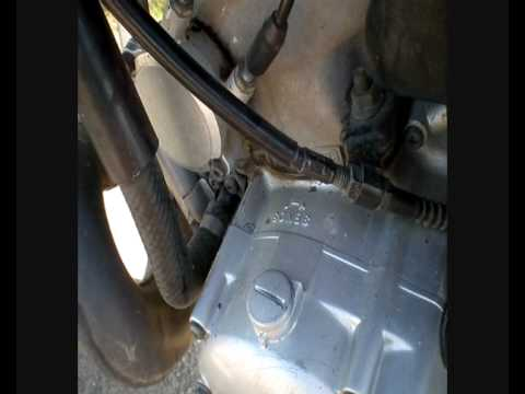 YAMAHA TDR 125 engine sound
