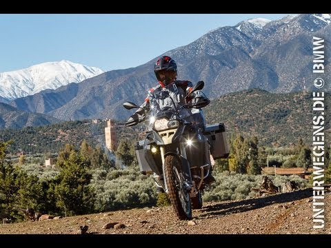2013 BMW F800GS Adventure Offroad