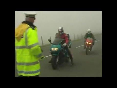 No luck bikers