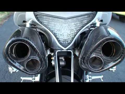 YAMAHA YZF-R1 w/ a MONSTER YOSHIMURA Exhaust Walk Around