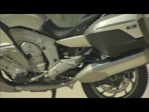 New BMW K 1600 GTL 2011 Design