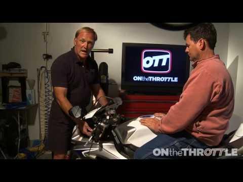 Sportbike Wrench- Hand Control Adjustability