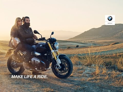 R nineT - the essence of 90 thrilling years of BMW Motorrad.