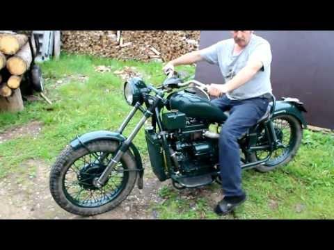 Diesel bike 650 cm3 yanmar 3cil engine