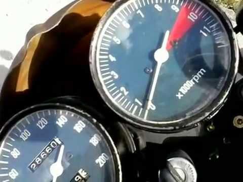 Mad Max _ Honda cx650 Eurosport_oldschool