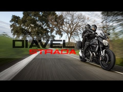 Ducati Diavel Strada - MotoGeo Review