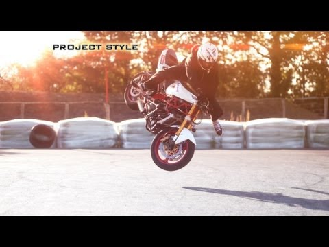 STUNTER 13 - PROJECT STYLE Feat. Romain Jeandrot , Javi Almazan