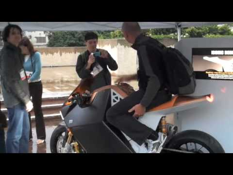 The Fastest Electric MotorBike Mission One