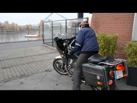 Honda GL400C bagger