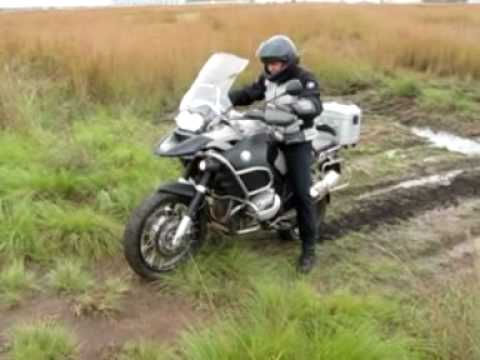 1200 GS Adventure In The Mud.wmv