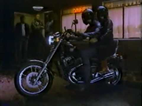 1985 Honda Shadow Commercial
