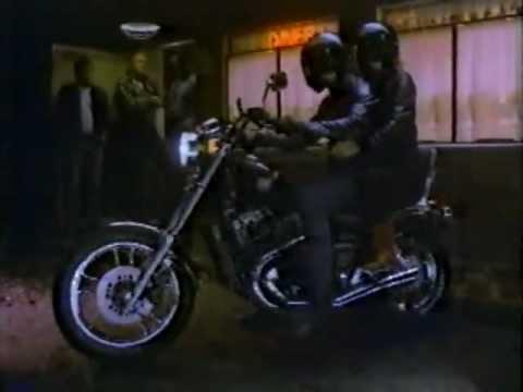 1985 Honda Shadow Commercial