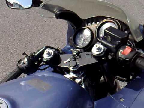 CBR 600 F2 engine noise