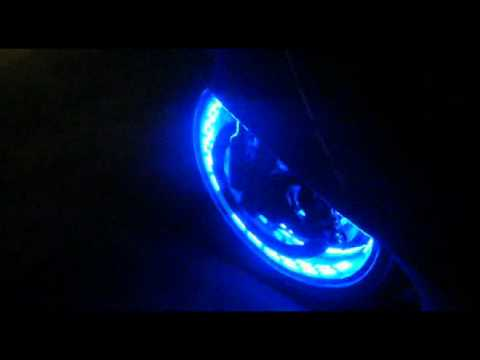 LED WHEELS GSXR LIGHTCYCLE