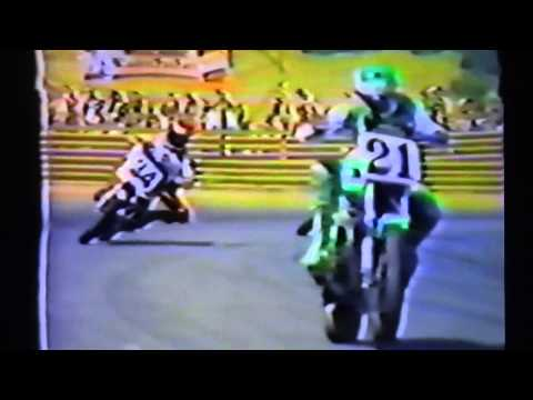 Eddie Lawson AMA SUPER BIKE RACE