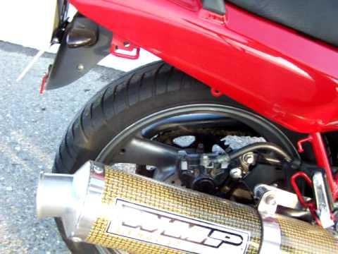 Yamaha Xj 600 Xj600 N / S Diversion 4 in 1 WMP Exhaust, Auspuff, Rennauspuff, Sportauspuff