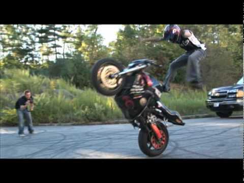 Adrenaline Crew 4 Verdict Guilty Motorcycle DVD trailer