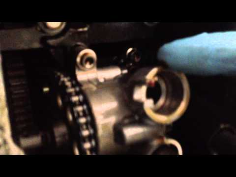 2007 Yamaha FZ6 engine ticking noise