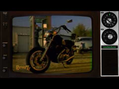 1985 - Honda Shadow 1100 Motorcycle - Tell Him You Have Plans