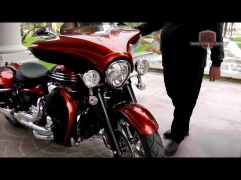 All new Yamaha Star Stratoliner Deluxe