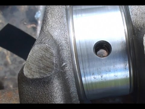 BackYard CrankShaft Polishing