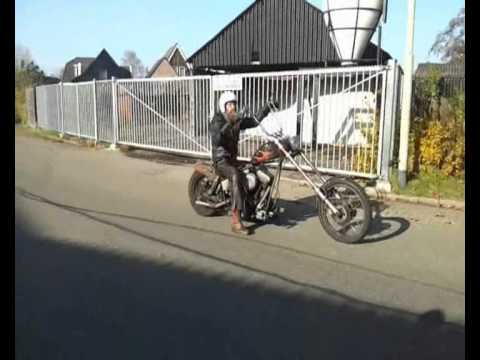 Hildo´s Harley vs Honda CBR1000RR Fireblade