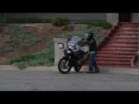 BMW R 1200 GS short rider