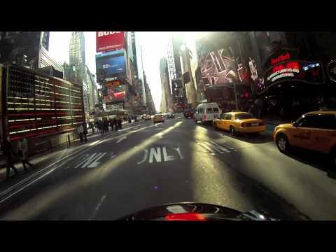 KTM 690 SMC in NYC