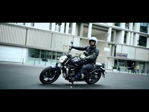 New Kawasaki Vulcan S MY15 - Your Way