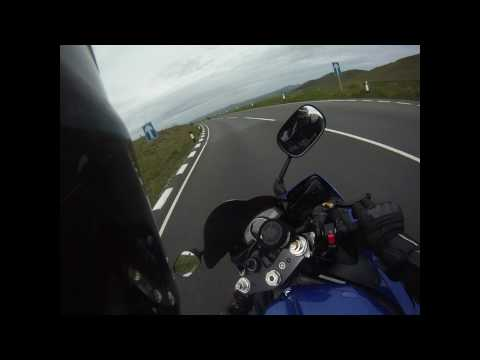 2010 ISLE OF MAN TT YAMAHA R6! OVER MOUNTAIN COURSE, HELMET CAM! TOP OUT 170MPH! MUST WATCH!