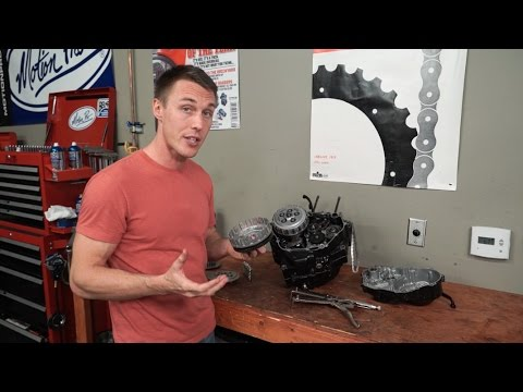 How A Motorcycle Clutch Works | MC GARAGE