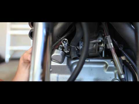 Honda NC700X Valve Adjustment Procedure, Step by Step