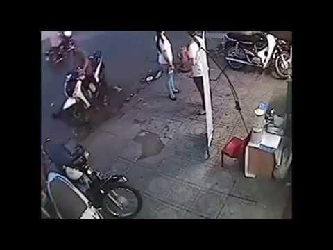 Absurd theft